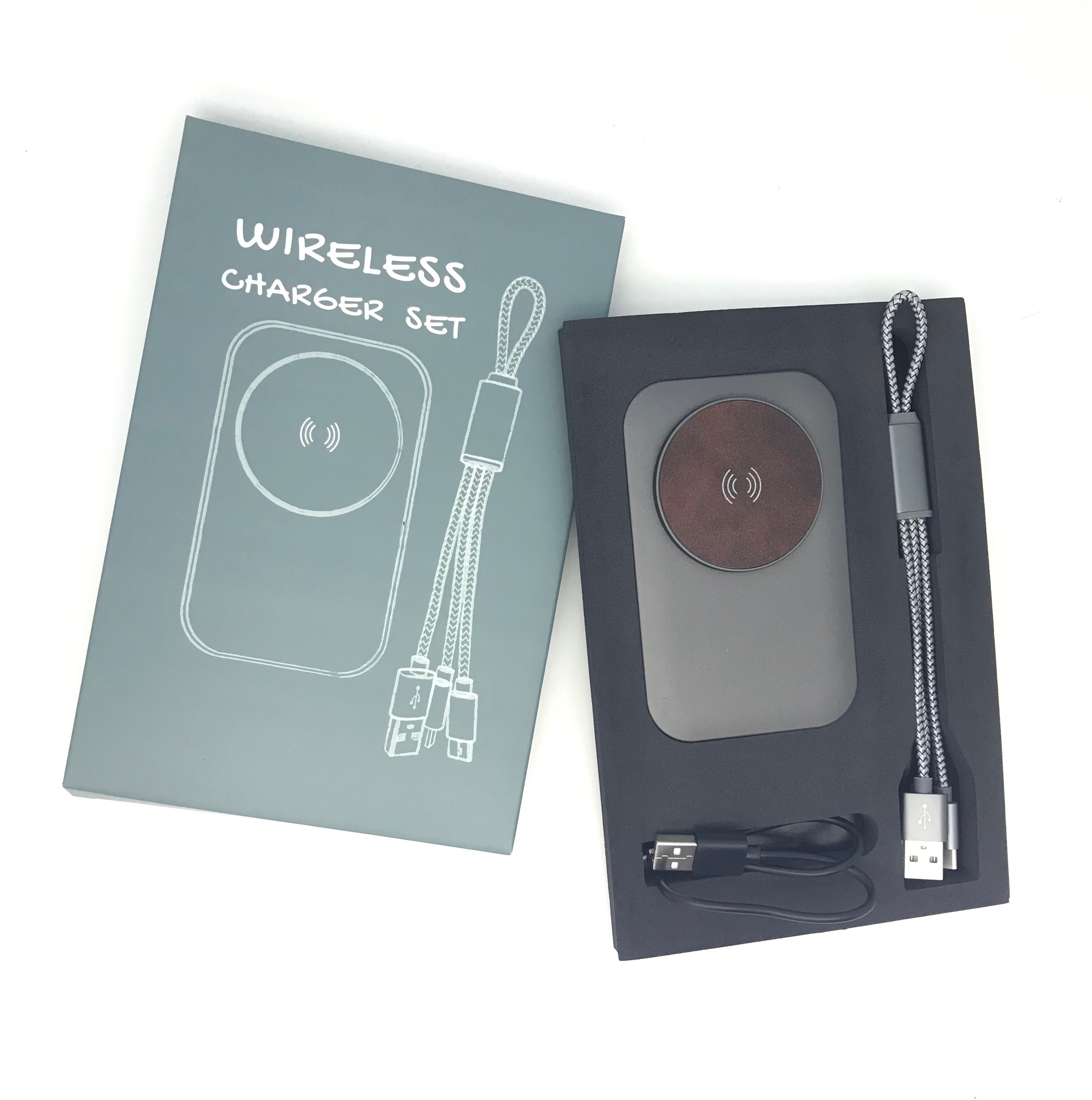 WIRELESS CHARGER SET